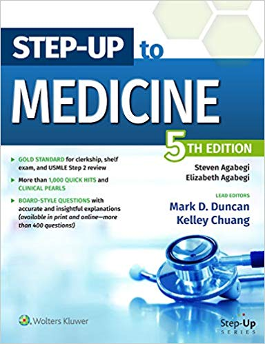 STEP UP TO MEDICINE  2020